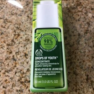 Body Shops Drops of Youth Concentrate